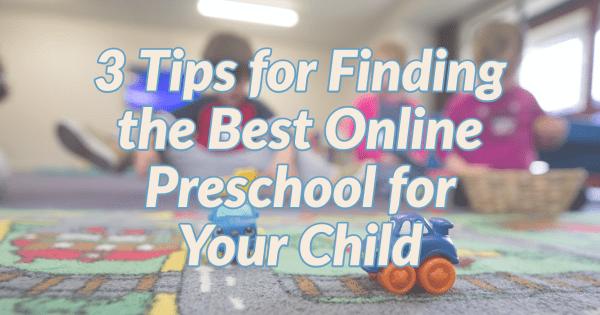 best online preschool