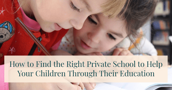 why start private school early